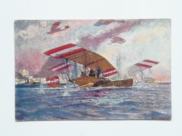 5154 Prima Guerra Pubblicitaria Pubblicita Militare 1915 Offizielle Karte Fur Rotes Kreuz Croce Rossa Nr 561 Ancona - Guerra 1914-18