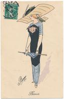 PLUM - Femme, Aviation, Blériot - Otros Ilustradores