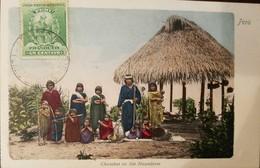 O) 1900 CIRCA-PERU, INDIGENOUS CULTURE CHUNCHOS -RÍO NICANDARES -ISOLATED PEOPLE. MANCO CAPAC -INCA DYNASTY- SCT 142 Gre - Peru