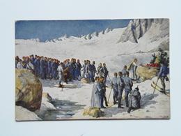 5157 Prima Guerra Pubblicitaria Pubblicita Militare 1915 Offizielle Karte Fur Rotes Kreuz Croce Rossa Nr 592 - Guerra 1914-18
