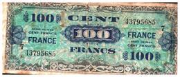 Billets > France > 100 Francs 1944 - Treasury
