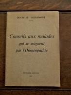 Boek   L' Homéopathie   Docteur HODIAMONT 1961 - Gezondheid