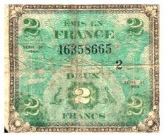 Billets > France > 2 Francs 1944 - 1944 Drapeau/France