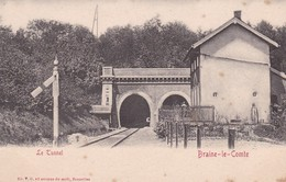 Braine Le Comte Le Tunnel - Braine-le-Comte