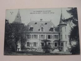 ORLIAC-de-BAR - Château De Lafarge ( .....Bessot...... ) Anno 1907 ( Zie/voir Photo ) ! - Tulle