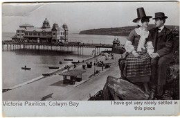 Victoria Pavillon Colwyn Bay - Denbighshire