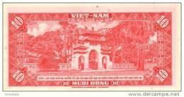 VIETNAM SOUTH  P. 5a 10 D 1962 UNC - Vietnam