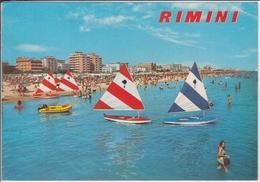 RIMINI  ALBERGHI E SPIAGGIA - Rimini