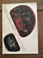 Boek Van Ongeveer 1950 Leidsche Onderwijsinstellingen     TEKEN  SCHILDEREN  Reklame .. - Andere