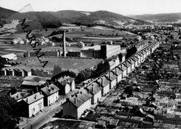 CPSM  Laveline  Devant Bruyères Filature De La Vologne - Autres Communes