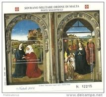 2004 - BF 76 Santo Natale - Sovrano Militare Ordine Di Malta