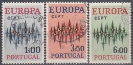 PORTUGAL 1972 Nº 1150/52 USADO - Used Stamps