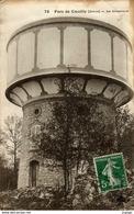 Parc De COEUILLY.  Le Réservoir.  Carte écrite En 1913   2 Scans - Champigny Sur Marne