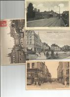 57 Thionville Lot De 4 CPA De Thionville - Thionville