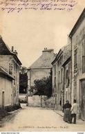 COEUILLY.  Rue Des Belles-Vues. Carte écrite En 1908   2 Scans - Champigny Sur Marne