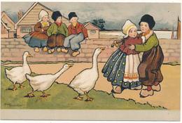 Ethel PARKINSON - Petits Hollandais, Oies - N°210 - Parkinson, Ethel