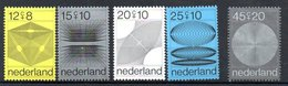 Pays Bas  / Série N 908 à 912 / NEUFS** - Period 1949-1980 (Juliana)