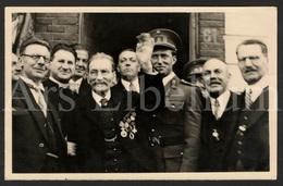 Postcard / ROYALTY / Belgique / België / Roi Leopold III / Koning Leopold III / Ledeberg / 1937 / Lodewijk Drieghe - Gent