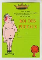 2 CPM HUMOUR -  Roi Des Puceaux, Roi Des Cons - Humour