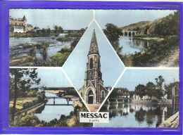 Carte Postale 35. Messac   Très Beau Plan - Other Municipalities