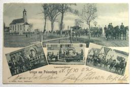Deutschland / Germany: Peissenberg (Peißenberg), Leonhardifeier 1902 - Deutschland