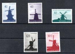 Pays Bas  / Série N 769 à 773 / NEUFS Avec Charnière - Periodo 1949 - 1980 (Giuliana)