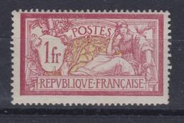 FRANCE 1900:  Le 1Fr. Type Merson (Y&T 121), Neuf*, Superbe ! - Frankreich