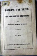 PROTESTANTISME REFORME CAMISARDS PUAUX LES DRAGONS D'AUTREFOIS ET LES RONGEURS D'AUJOURD'HUI 1864 - Livres, BD, Revues