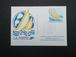 SOUVENIR PHILATELIQUE DE LA POSTE : LES POSTIERS AUTOUR DU MONDE - Postdokumente