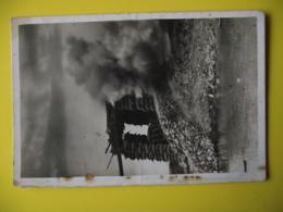 CARTE PHOTO GUERRE / ESPAGNE FRONT D' ARAGON - Other Wars