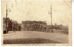 Coudekerque-Branche- Pont St-Georges- Voyagee 1937 - Coudekerque Branche
