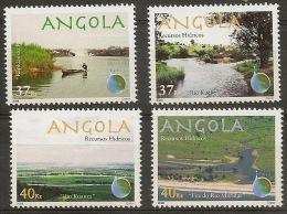 ANGOLA  2008 Water - Angola