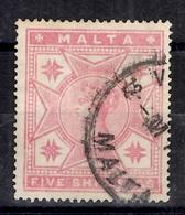 Malte YT N° 11 Oblitéré. B/TB. A Saisir! - Malta (...-1964)