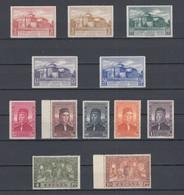 1930. ESPAÑA 547/58 MNH ** DESCUBRIMIENTO AMERICA  LUXE - Unused Stamps