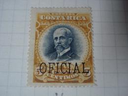Timbre Costa Rica - Costa Rica