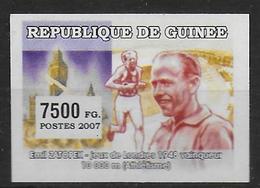 GUINEE  N° 2886 * * NON DENTELE Jo 1948 Marathon Course Emil Zatopek - Atletica