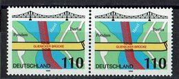 BRD 1998 // Mi. 1967 ** Paar (M.030..477) - Brücken
