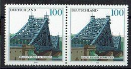 BRD 2000 // Mi. 2109 ** Paar (M.030..479) - Brücken