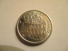 Monaco 1/2 Franc 1974 - 1960-2001 New Francs