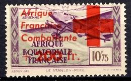 AEF France Libre Maury Poste Aérienne  N° 29 Neuf *. Signé Brun. B/TB. A Saisir! - A.E.F. (1936-1958)