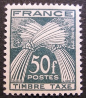 R1692/357 - 1946 - TIMBRE TAXE - N°88 NEUF** - Cote : 28,60 € - Taxes
