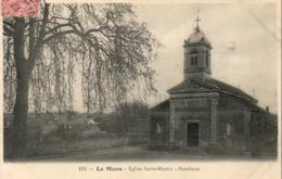 D72  LE MANS  Eglise St- Martin- Pontlieue  ..... - France