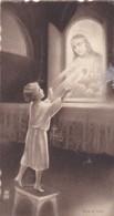 SANTINO - SACRO CUORE DI GESU' - NELLA LORO 1 SS. COMUNIONE- CASA DELL' ORFANO ( PONTE SELVA 1937 BERGAMO ) - Santini