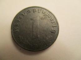 Germany: 1 Pfennig 1941 B - [ 4] 1933-1945 : Troisième Reich