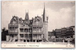 14 VILLERS SUR MER - Villa De La Plage - Villers Sur Mer