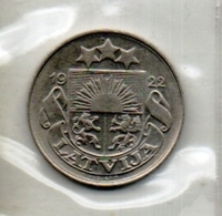 BALTIC:LATVIA#COINS# IN MIXED CONDITION#.( LAT-250CO-1 (03) - Lettonie
