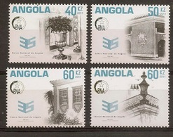 ANGOLA 2011  ANGOLA Bank - Angola
