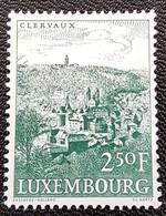 Luxembourg 1961-  Clervaux  Mi 641       Neuf - Luxemburg