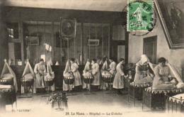 D72  LE MANS  Hôpital- La Crèche  ..... - Le Mans