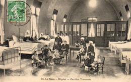 D72  LE MANS  Hôpital- Pavillon Trousseau  ..... - Le Mans